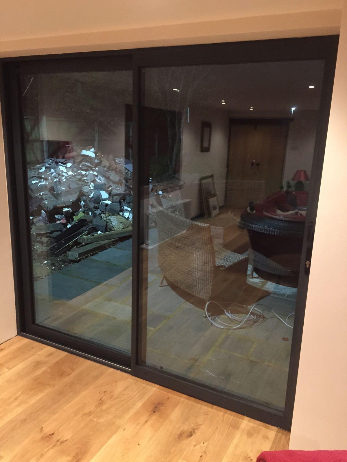 Aluminium Bi Fold Doors Preston Chorley Leyland